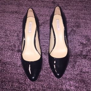 Cole haan patent leather shoes. Barely worn!